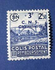 Timbres Colis Postal num 196