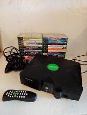 Xbox (Original) PAL Bundle inc. Console, Controllers & 30 Games