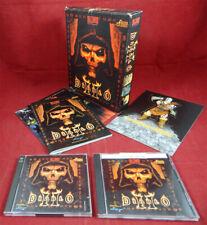 Diablo 2 II - Blizzard 2000 mit OVP