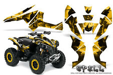 Can-Am Renegade Graphics Kit by CreatorX Decals Stickers SPELL Y