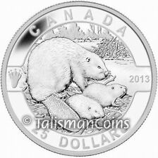 Canada 2013 Oh! Canada Series #2 - Beaver $25 Pure Silver Proof