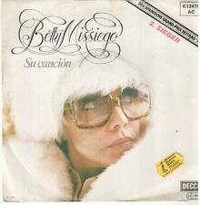 "<1188> 7"" Single: Betty Missiego - Su cancion / Contrastes"