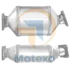 DPF BMW 530d 3.0TD (E60; M57N) 7/03-9/05 (Euro 3/4; DPF only)