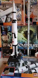 1 X SATURN V NASA / ESA Space Rocket Rakete USA Weltraum / ORBIT Saturn V YAKAiR