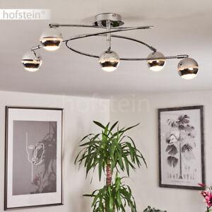 5-flammige LED Decken Lampen Flur Strahler drehbare Wohn Schlaf Zimmer Leuchten