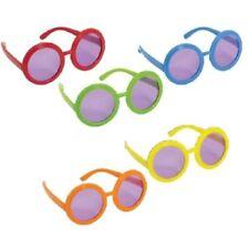 Occhiali multicolore Amscan per carnevale e teatro