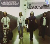 The Doors - Live In Vancouver 1970 [CD]