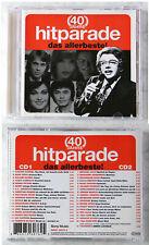 40 JAHRE HITPARADE Das Allerbeste - Mary Roos, Paola,... 37 Titel Sony DO-CD TOP