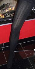 Esprit 18452 - Strick - Strumpfhose / Tights - 40-42 - Schwarz / Black 3000 NEU