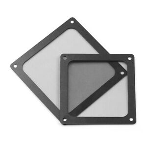 80-140mm Magnetic Nylon Mesh Computer Fan Dust Filter Grill Guard For PC Fans 9