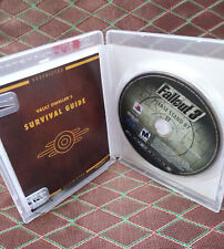 FALLOUT 3 GAME OF THE YEAR EDITION (GREATEST HITS)  PS3