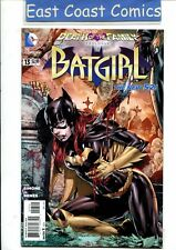BATGIRL #13 - 2nd PRINT - DEATH OF THE FAMILY - DC NEW 52