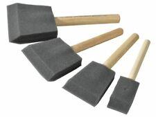 More details for foam brush set (1 2 3 & 4in) rusfbset