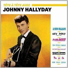 Vinyles LP rock Johnny Hallyday
