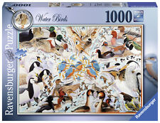 RAVENSBURGER Puzzle * 1000 pezzi * Avian World 2 * water birds * rarità * OVP