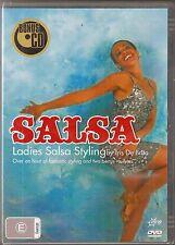Salsa - Ladies Salsa Styling (DVD, 2007)