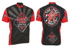Microbrewery Men's Seattle Brewing Cycling Jersey Large