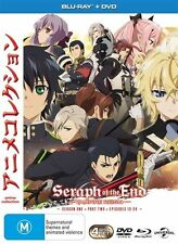 Seraph Of The End: Part 2 NEW Blu-Ray