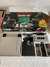 Nintendo Entertainment System - Super Set mit OVP und Spielen