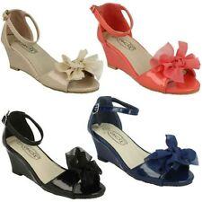 Sandales bleu moyen pour fille de 2 à 16 ans