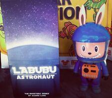 How2work Labubu The Monsters Kasing Lung Figure LABUBU ASTRONAUT STS BLUE