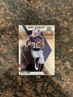 2020 Mosaic Football Ceedee Lamb NFL Debut Base Rookie RC Dallas Cowboys