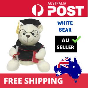 Graduation Bear 23cm Tall Graduation Gifts Graduation Toys Cute Plush Adorable
