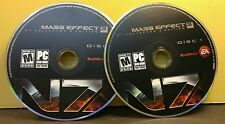 Mass Effect 3: N7 Collector's Edition (PC) Excellent Condition #001 Disc Only
