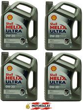4x 5l Shell Helix Ultra Professional AV-L 0W30 Motoröl 20 Liter VW 504.00 507.00