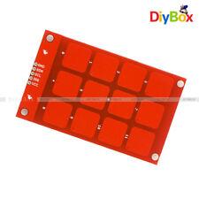 Mpr121 Capacitive Touch Keypad Shield Module Sensitive Keyboard For Arduino