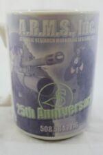 Arms, Inc 25th Anniversary mug arms dealer+ guns, weapons