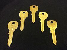 National/Auth by Star NA12 Key Blanks, Set of 5- Locksmith
