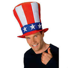 NWOT IMPORTED FROM U.S. UNCLE SAM UNISEX COSTUME HAT
