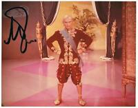 Hand Signed 8x10  photo YUL BRYNER in THE KING AND I + RRAuction COA
