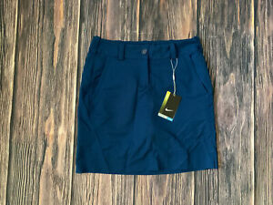 Women's Nike Golf Tour Performance Skirt Skort Golf Skirt Nike Dri Fit Sz 2 NEW