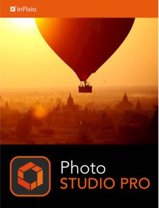 InPixio Photo Studio 10 Pro  - Win lifetime activation (e-delivery)