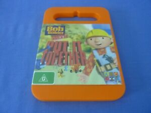 Bob The Builder Project Build It Put It Together DVD ABC Kids R4 Free Postage