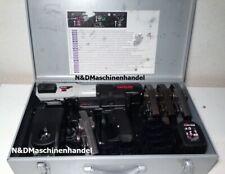 Roller Li-Ion Plus Akku Pressmaschine Pressbacken für Fränkische Pressfittinge