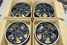 "4 x Genuine Original Porsche Cayenne 958 18"" Alloy wheels - Diamond Cut VW T5 T6"