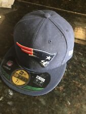 New Enhland Patriots New Era On Field NFL Cap