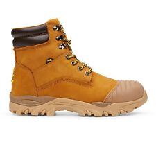 Diadora Craze Zip Wheat Work Boots