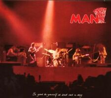 *NEW* CD Album Man - Be Good to Yourself (Mini LP Style Card Case)