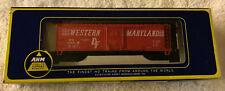HO AHM Box Car -Western Maryland
