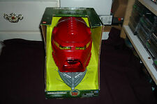 NEW RARE LEGO Bionicle #20486 Red Voice Changing Mask COSPLAY MIP Thinkway Toys