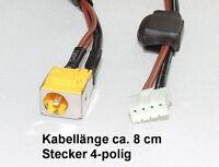 Strombuchse Netzteilbuchse Ladebuchse DCJACK Acer Aspire 5520  #124
