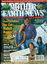 1995 Mother Earth News Magazine #151: Solar Power/Wilderness First Aid/Woodshed