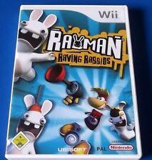 Rayman Raving Rabbids  Nintendo Wii