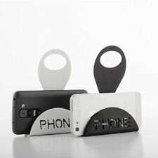 SUPPORTO CARICABATTERIA PARETE IPOD MURO DA IPHONE MP3 MP4 CELLULARI HOLDER qp