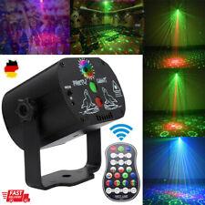 90 Muster Projektor RGB Laserlicht DJ Disco Home Party Bühnenlicht Stage Light