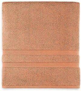 Wamsutta Ultra Soft Micro Cotton Bath Towel (Coral) 30in x 56in